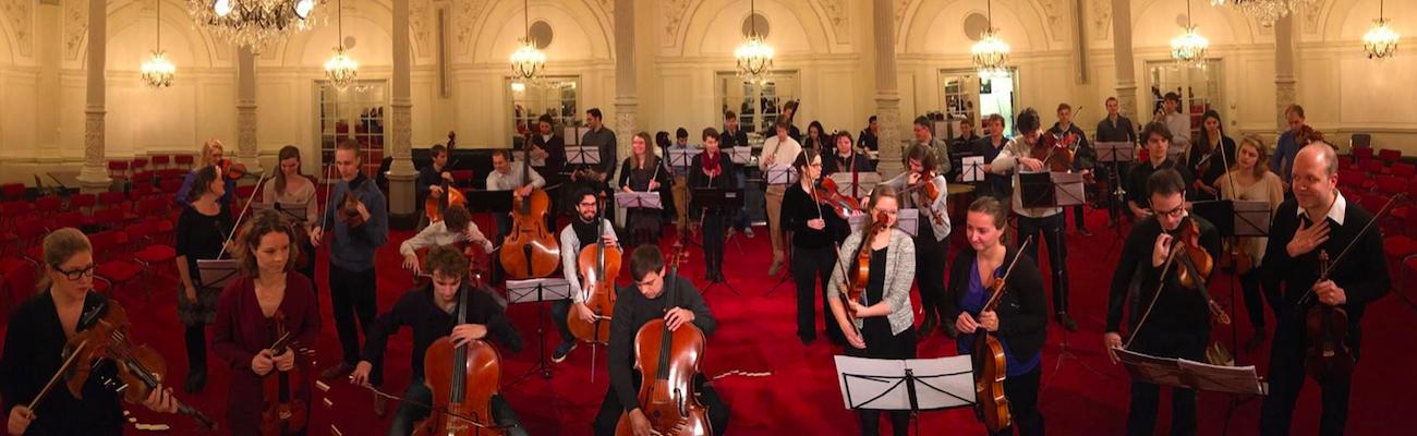 MUSA – Dvorak en Schubert